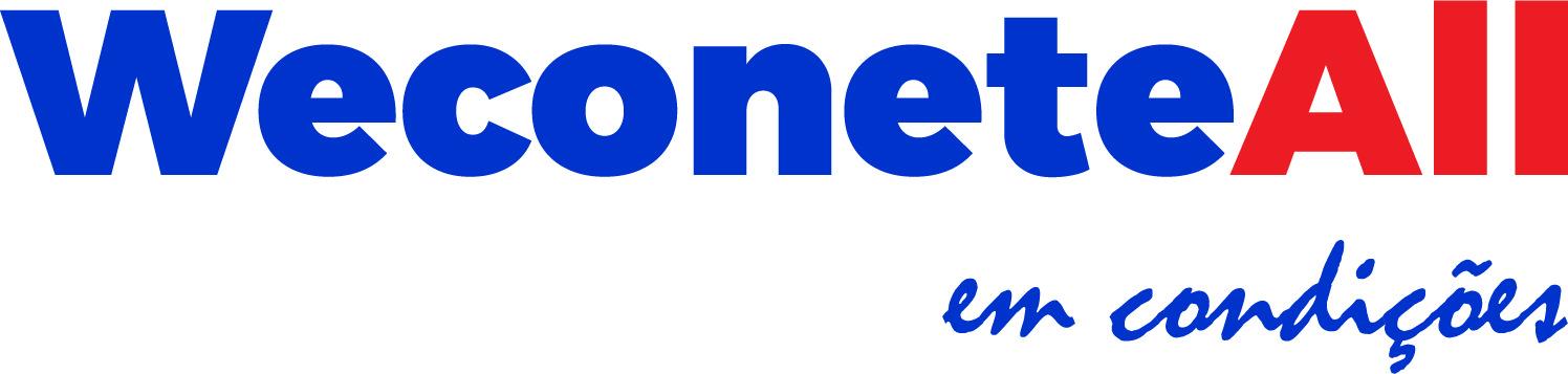 Logo WECONETEALL azul
